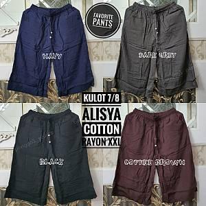 Kulot 7-8 Alisya Cotton Rayon XXL
