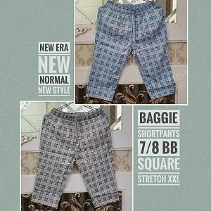 Baggie Shortpants 7-8 BB Square Stretch XXL