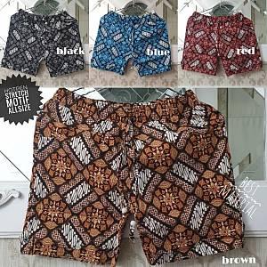 hotpant Batik Stretch