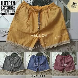 Hotpen Cotton Houndstooth Renda XXL