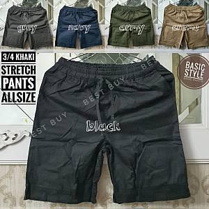 3-4 Khaki Stretch Allsize