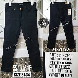 Softjeans Black Size 31-34