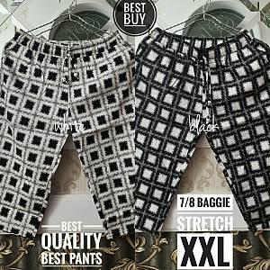 7/8 Baggie Square Stretch XXL