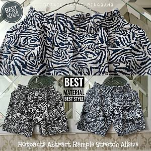 Hotpen Abstract Stretch Rample Allsize