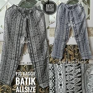 Pjg Baggie Rayon Batik Allsize