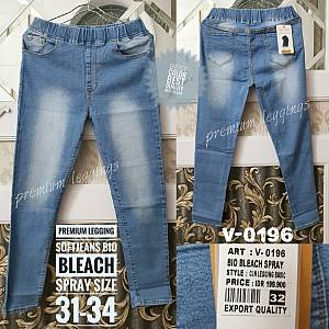 Legging Softjeans Bio Bleach Size 31-34