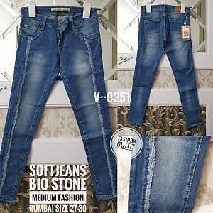 Softjeans Fashion Rumbai Bio Stone Medium Size 27-