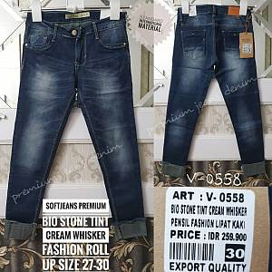 Softjeans Bio stone Tint Cream Whisker  Roll up Si