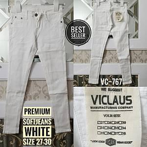 Premium Softjeans White Size 27-30  75.000