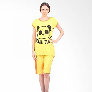 Youve Baju Tidur 8054 Kuning