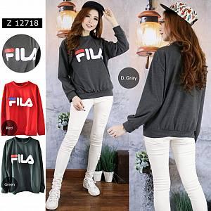 Sweater FILA Babyterry Polos 3W