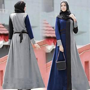 1). 46-Kalina dress Grey