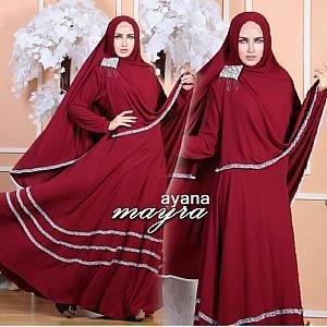 FC- Ayana Syari'i Maroon