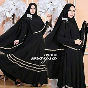 46-Ayana syar i Black
