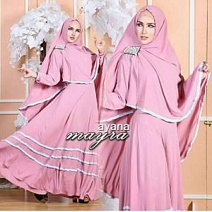 46-Ayana syar i Pink