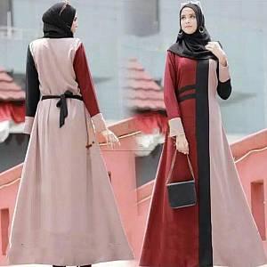 1). 46-Kalina dress Coksu