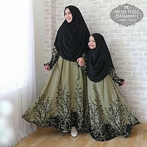 1). Tk Cp Mom Kids Basamah Green