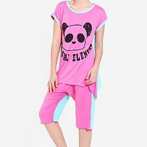 Youve Baju Tidur 8054 Pink