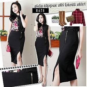 R678 skirt