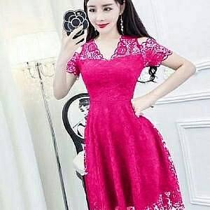 1). LVR.8 DRESS HANIN FANTA